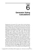 EC&M's Electrical Calculations Handbook - Chapter 6