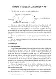 BÀI GIẢNG KỸ THUẬT LẠNH ( ThS. Trần Thế Truyền ) - CHƯƠNG 6