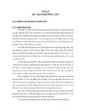 Tổ chức vận chuyển hành khách du lịch bằng đường sắt - Chương 4