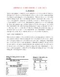 Vật lí điện tử  và bán dẫn - Chương 1