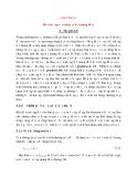 Vật lí điện tử và bán dẫn - Chương 5