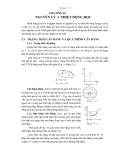 Vật lý phân tử và nhiệt học - Chương 2
