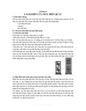Vật liệu điện - Chương 14