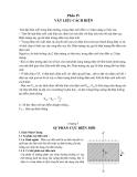 Vật liệu điện - Chương 5