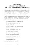 Quản lý và xử lý chất thải rắn - Chương 8