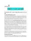 Thủy văn công trình - Chương 5