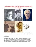 Tài liệu: Thomas Edison