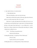Logic Học: Chương III PHÁN ĐOÁN