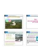 Kinh tế môi trường - ĐH Mở Tp HCM