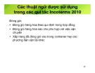 INCOTERMS 2010 CÁC THÔNG LỆ TỐT NHẤT - HỢP ĐỒNG MUA BÁN - 3