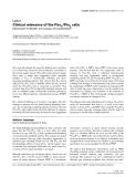 "Báo cáo khoa học: ""Clinical relevance of the PaO2/FiO2 ratio"""