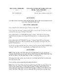 Quyết định số 1769/QĐ-TTg