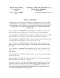 Thông tư liên tịch số  47/2011/TTLT-BGDĐTBNV