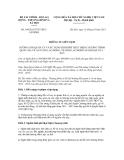 Thông tư liên tịch số 140/2011/TTLT-BTCLĐTBXH