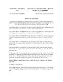 Thông tư liên tịch số 18/2011/TTLT-BTP-BNV