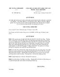 Quyết định số 1804/QĐ-TTg