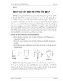 Thực hành tính kết cấu công trình STAAD.PRO 4 - Bài 10