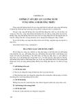 Giáo trình đo đạc và chỉnh lý số liệu thủy văn - Chương 9