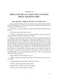 Giáo trình đo đạc và chỉnh lý số liệu thủy văn - Chương 8