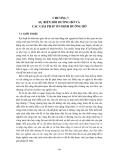 HÌNH THÁI BỜ BIỂN - CHƯƠNG 7