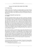 Công tác quy hoạch và ra quyết định - Chương 4