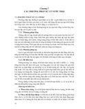 GIÁO TRÌNH CÔNG NGHỆ MÔI TRƯỜNG - CHƯƠNG 7