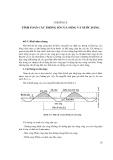Thiết kế đê và công trình bảo vệ bờ - Chương 2