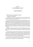 Thiết kế đê và công trình bảo vệ bờ - Chương 5
