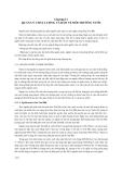 TÍNH TOÁN THỦY VĂN ( Nguyễn Thanh Sơn - NXB Đại học Quốc gia Hà Nội ) CHƯƠNG 11
