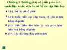 Giáo trình kỹ thuật mạch điện- Chương 3: Phương pháp số phức phân tích mạch điện tuyến tính ở chế độ xác lập điều hòa