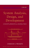 System Analysis, Design, and Development Concepts, Principles, and Practices phần 1