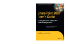 SharePoint 2007 User's Guide Learning Microsoft's Collaboration and Productivity Platform phần 1