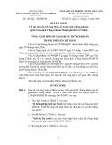Quy chế Giao dịch Chứng khoán tại Sở Giao dịch Chứng khoán Thành phố Hồ Chí Minh 1