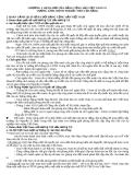 LỊCH SỬ ĐẢNG - HOÀN CẢNH RA ĐỜI ĐẢNG CỘNG SẢN VIỆT NAM 1
