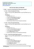 Lập trình MFC 1 Phần 1 – Làm quen với một chương trình viết bằng thư viện MFC