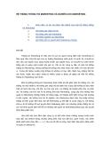 HỆ THỐNG THÔNG TIN MARKETING - CÁC BỘ PHẬN CẤU THÀNH HỆ THỐNG THÔNG TIN