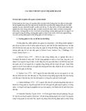 QUẢN TRỊ KINH DOANH - TÌM HIỂU QUÁ TRÌNH HÌNH THÀNH VÀ PHÁT TRIỂN CÁC HỌC THUYẾT