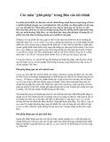 CÁCH HIỂU CÁC CON SỐ TRONG BÁO CÁO TÀI CHÍNH KHÔNG MINH BẠCH