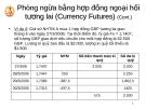 Bài giảng: Rủi ro trong hoạt động của ngân hàng_p5