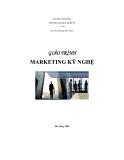 Giáo trình Markering kỹ nghệ - ĐH Đà Nẵng
