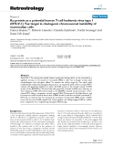 "Báo cáo y học: ""Ku protein as a potential human T-cell leukemia virus type 1 (HTLV-1) Tax target in clastogenic chromosomal instability of mammalian cells"""