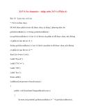 JAVA for dummies - nhập môn JAVA (Part  4)