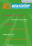 Tập san chuyên đề tiếng anh của Business english academy - Số 11