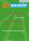 Tập san chuyên đề tiếng anh của Business english academy - Số 12