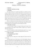 Tập bài giảng môn Tiền tệ ngân hàng - Chương 3: Tín dụng và lãi suất tín dụng