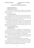 Tập bài giảng môn Tiền tệ - Ngân hàng - Tìm hiểu các chức năng tiền tệ - 7