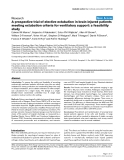 """Báo cáo y học: """"A prospective trial of elective extubation in brain injured patients meeting extubation criteria for ventilatory support: a feasibility study"""""""