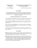 Quyết định số 3054/QĐ-BKHCN