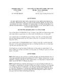 Quyết định số 3059/QĐ-BKHCN