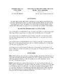 Quyết định số 3061/QĐ-BKHCN